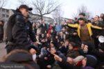 23.03.12 Kilkutysięczna demonstracja w obronie Elby.