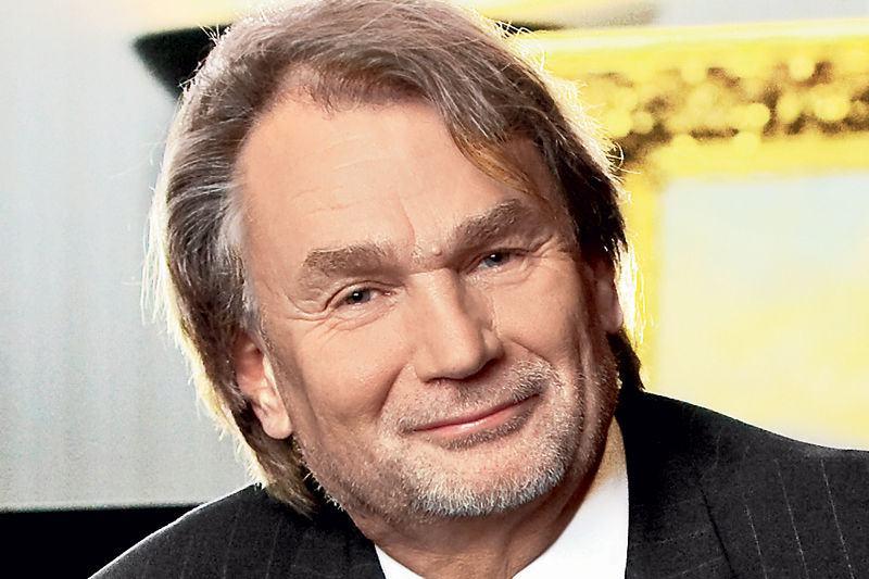 Polski oligarcha Jan Kulczyk.