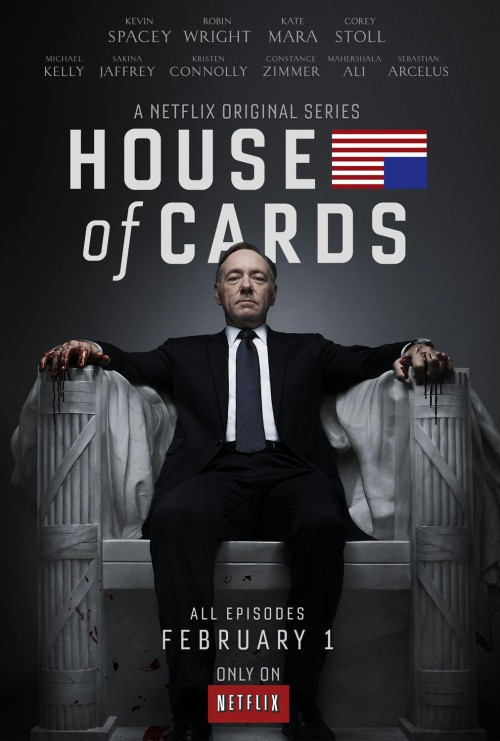 House of Cards - Plakat