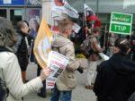 15.05.14 Demonstracja STOP TTIP Warszawa