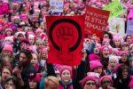 21.01.17 Marsz Kobiet na Waszyngton.