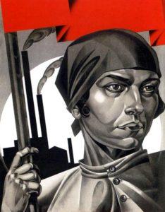 Plakat - Rewolucja rosyjska