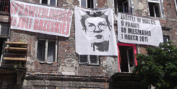 Jola Brzeska - transparent