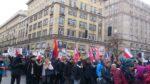 11.11.17 Warszawa. Manifestacja antyfaszystów.