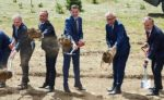 03.07.17 Ówczesny wicepremier Mateusz Morawiecki podczas symbolicznego rozpoczęcia inwestycji Mieszkanie+ w Gdyni. Dziś Morawiecki jest grabarzem publicznego mieszkalnictwa.