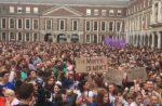 26.05.18 Dublin – wiec zwycięstwa.
