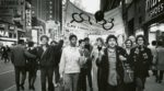 Nowy Jork 1969 r. Aktywiści Gay Liberation Front