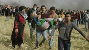 30.03.18 Strefa Gazy.