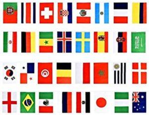 Mundial 2018 - fl;agi