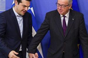 Cipras i przewodniczący Komisji Europejskiej, Jean-Claude Juncker.