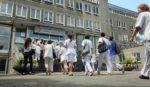 Pielęgniarki w Lublinie strajkowały przez siedem dni. Wywalczyły podwyżki. Lewica musi wspierać pracowników i pracownic również w czasie kampanii wyborczej (patrz też s.10).