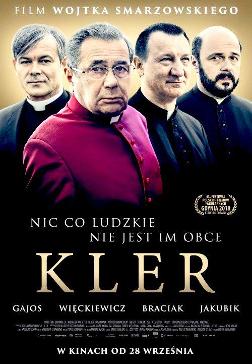 Plakat film Kler
