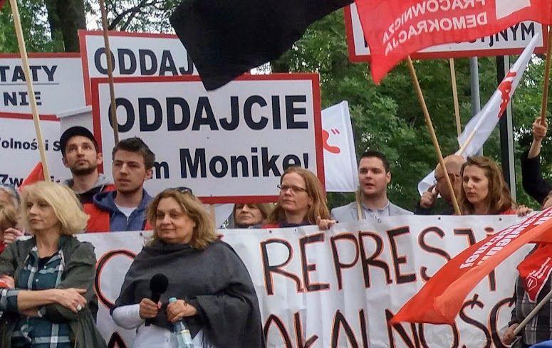 30.06.18 Agnieszka Szelągowska i Monika Żelazik.