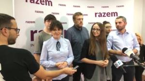Partia Razem oglasza gotowość sojuszu z SLD i Biedroniem - 30.10.2018