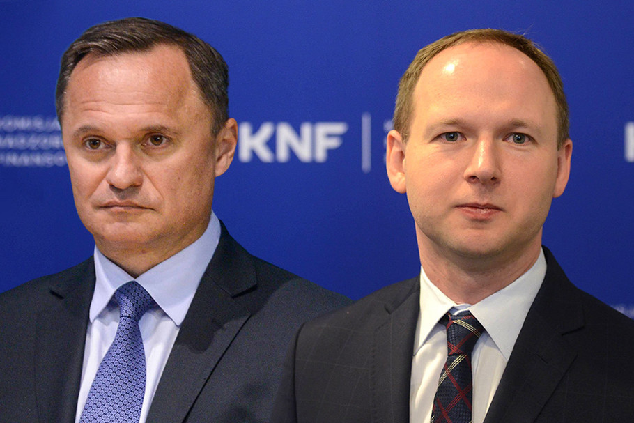 Leszek Czarnecki i Marek Chrzanowski