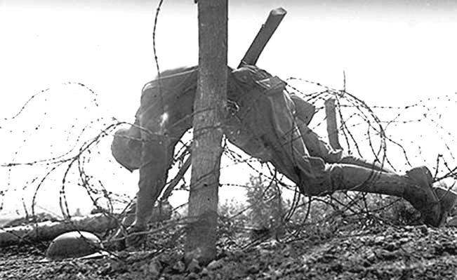 Horror I wojny światowej