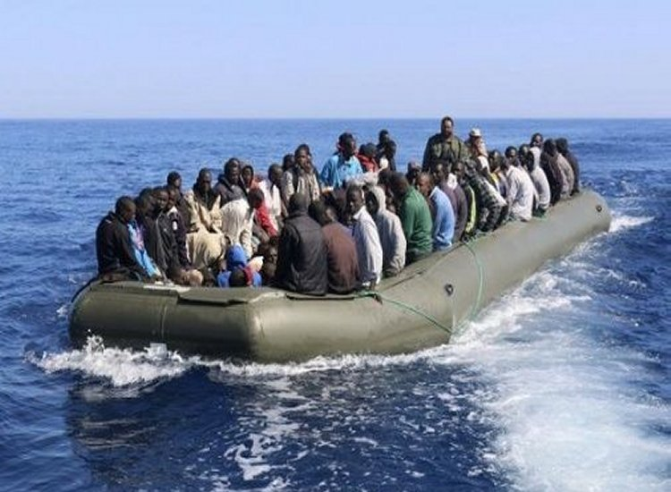 18.01.19 Morze Śródziemne. Nieludzka polityka Unii trwa. Utonęło 117 migrantów po tym, jak ich ponton zatonął. Jedynie trzy osoby przeżyły.