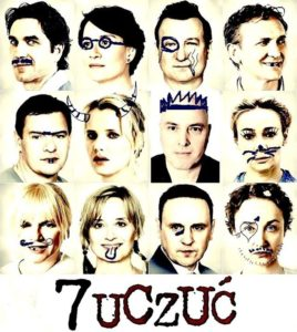 "DVD filmu ""7 ucxzuć"""