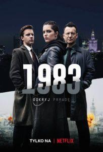 "Plakat dla serialu ""1983"""