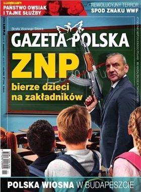 Tępa propaganda obozu pisowskiego