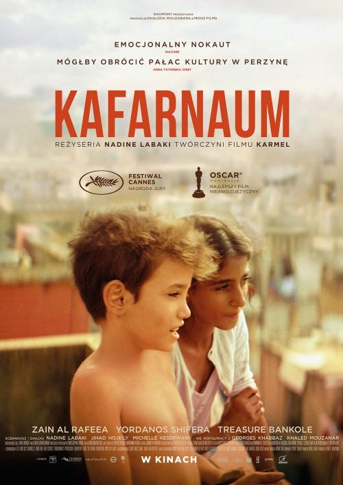 Plakat filmu Kafarnaum