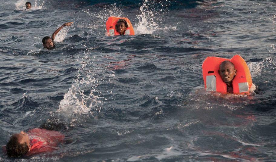 Morze Śródziemne – ofiary unijnej polityki. Od 1990 r. do połowy tego roku 38 480 osób zginęło i zaginęło podczas próby dotarcia do Europy.