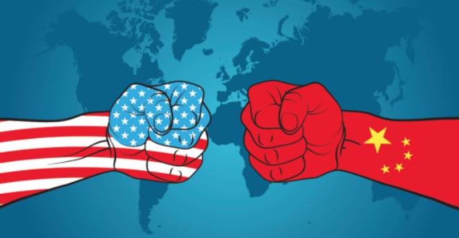Chiny USA na pięści