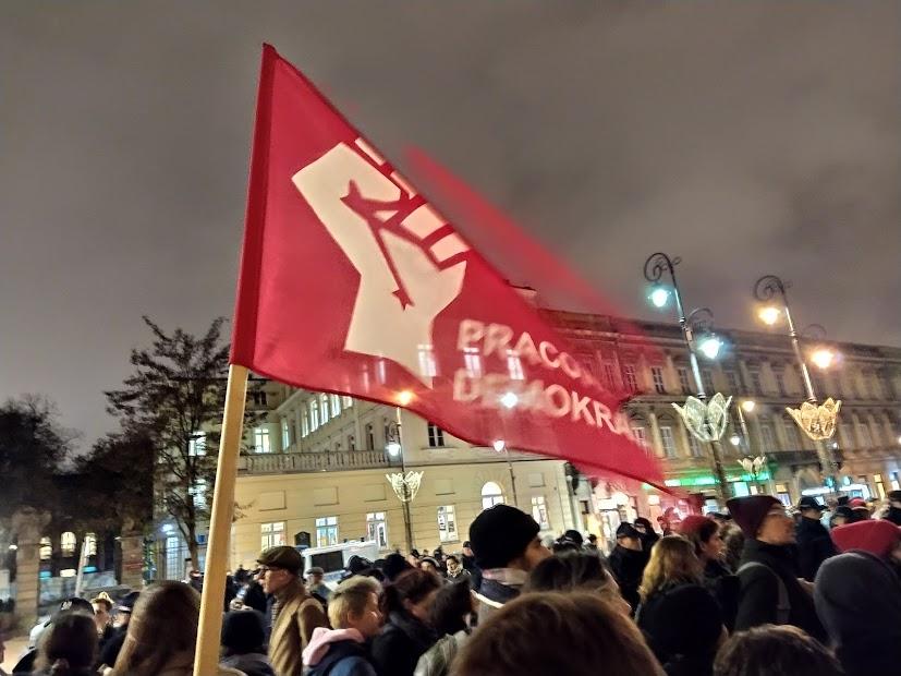 Flaga Pracowniczej Demokracji