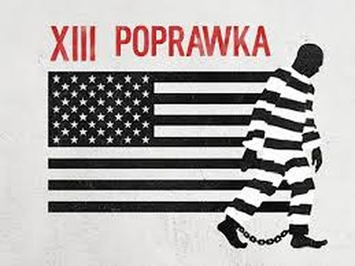 """Plakat filmu """"XIII Poprawka"""""""