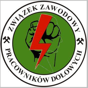 Logo ZZ Pracowników Dołowych