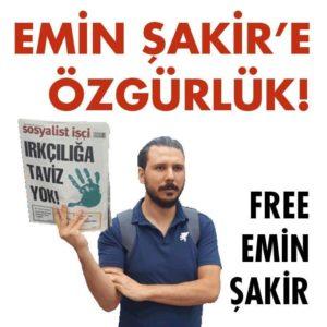 Uwolnić Emina Sakira