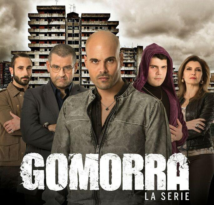 """""""Gomorra"""" sezon 4"""