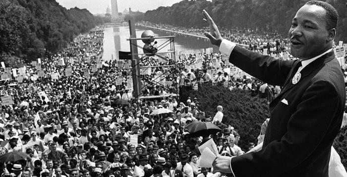 Marsz na Waszyngton w 1963 r.