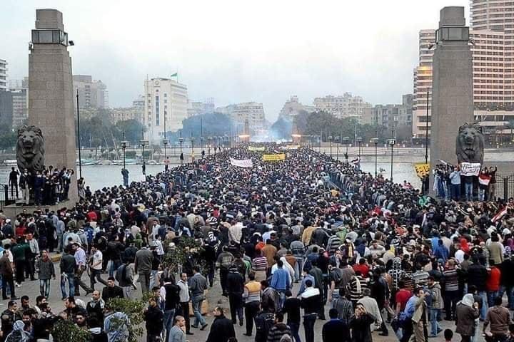 25.01.2011 Kair. Pierwszy dzień rewolucji.