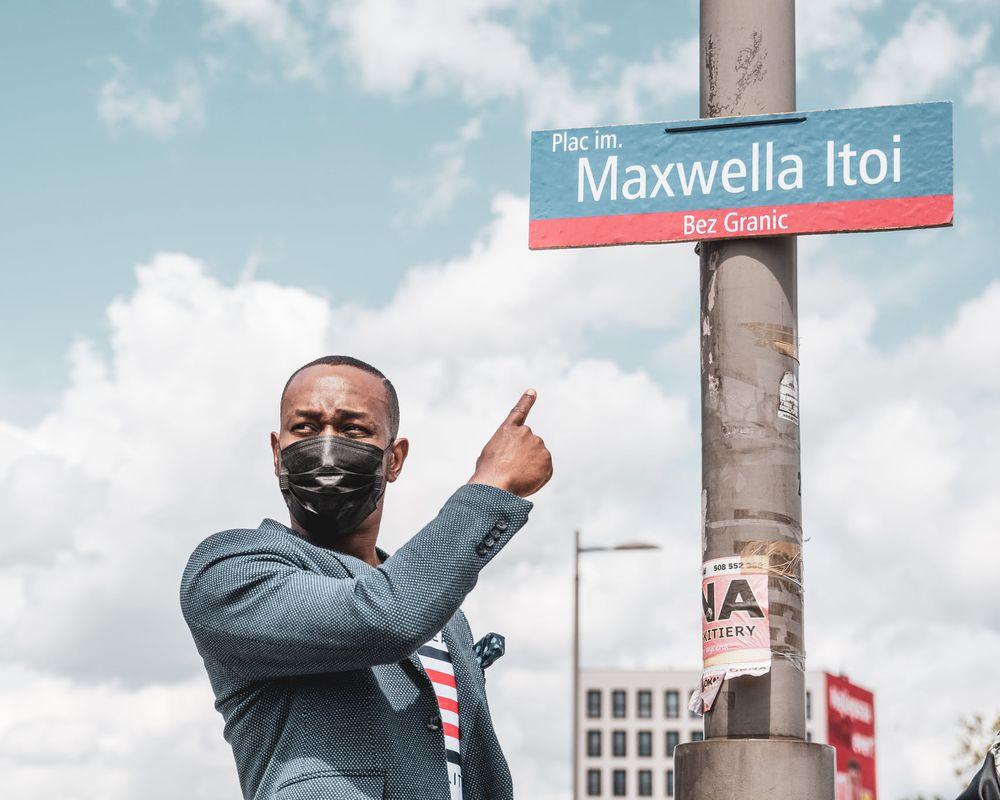 Plac Maxwella Itoi