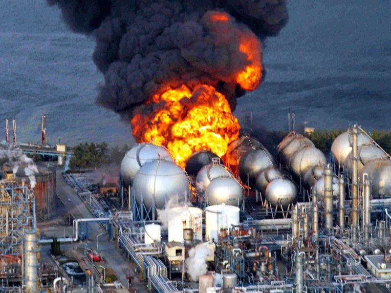 14.03.11. Katastrofa w elektrowni atomowej w Fukushimie, w Japonii.