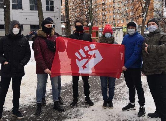 Aktywistki i aktywiści Tendencji Socjalistycznej